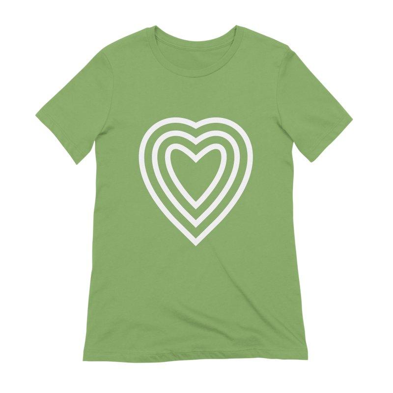 Love Women's Extra Soft T-Shirt by elizabethreay's Artist Shop