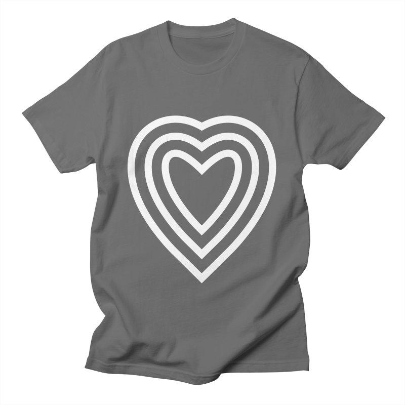 Love Men's T-Shirt by elizabethreay's Artist Shop