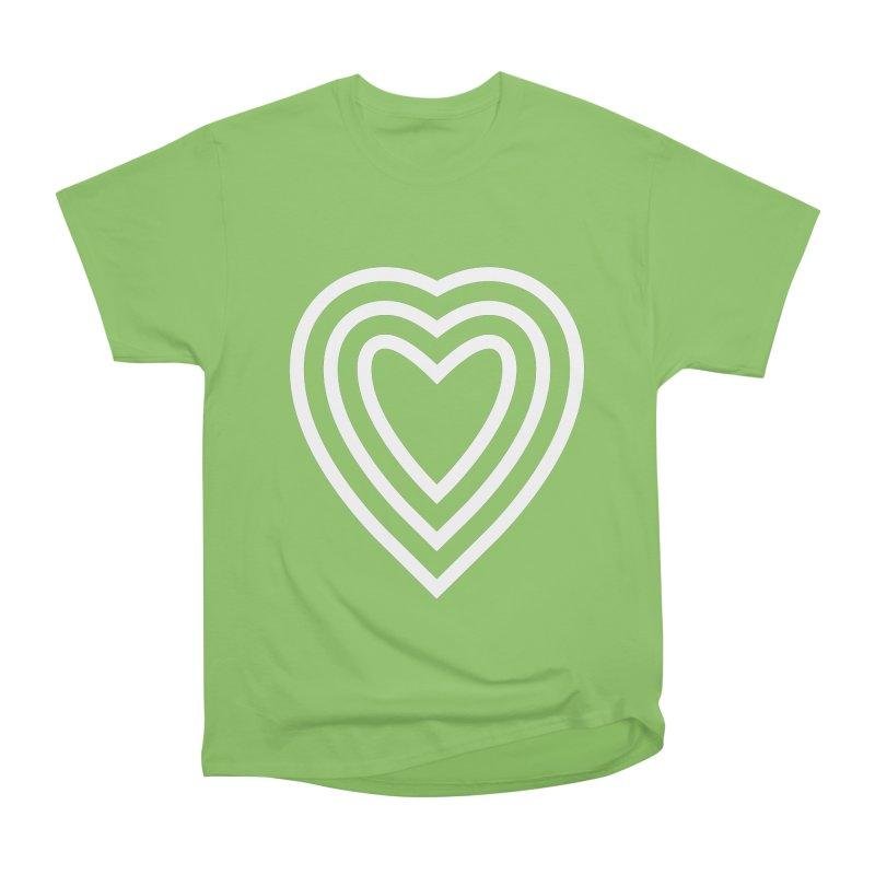 Love Men's Heavyweight T-Shirt by elizabethreay's Artist Shop