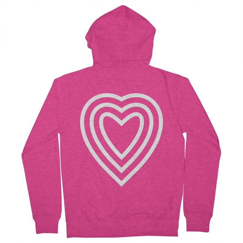 Love Women's Zip-Up Hoody by elizabethreay's Artist Shop