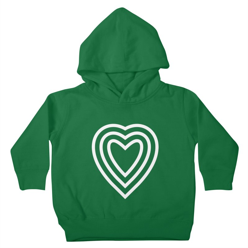 Love Kids Toddler Pullover Hoody by elizabethreay's Artist Shop