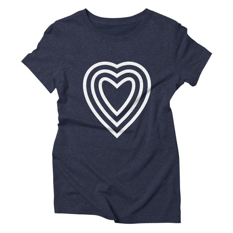 Love Women's T-Shirt by elizabethreay's Artist Shop