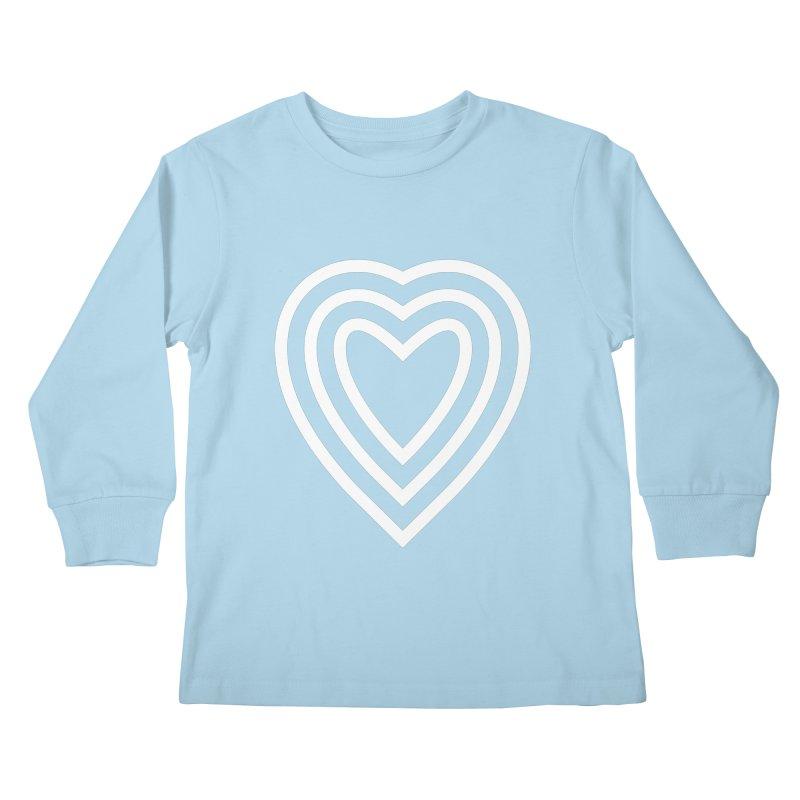 Love Kids Longsleeve T-Shirt by elizabethreay's Artist Shop