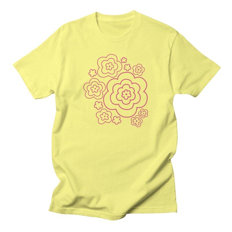 Flower Power Women's T-Shirt by elizabethreay's Artist Shop