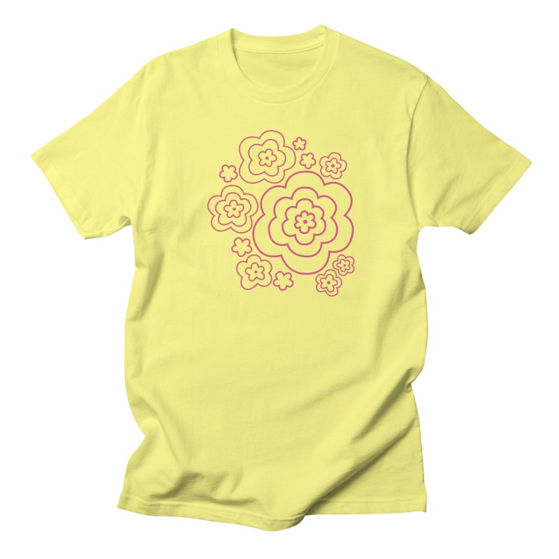 Flower Power Women's T-Shirt by elizabethreay's Artist Shop