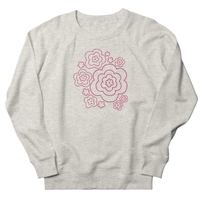 Flower Power Men's Sweatshirt by elizabethreay's Artist Shop