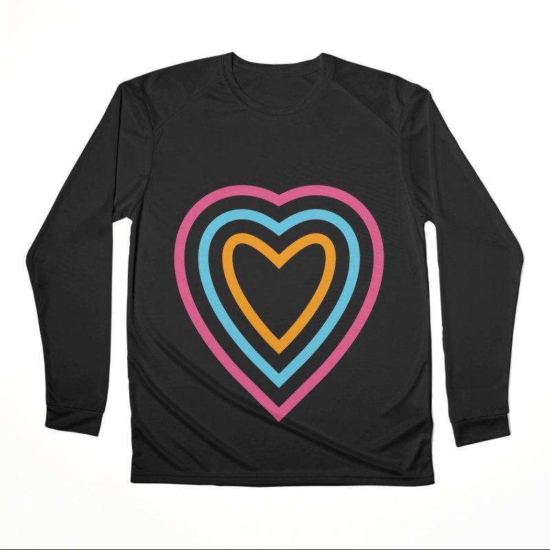 Color Love Men's Longsleeve T-Shirt by elizabethreay's Artist Shop