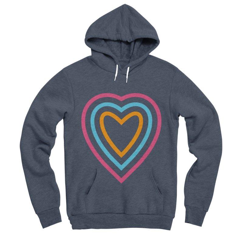 Color Love Women's Sponge Fleece Pullover Hoody by elizabethreay's Artist Shop