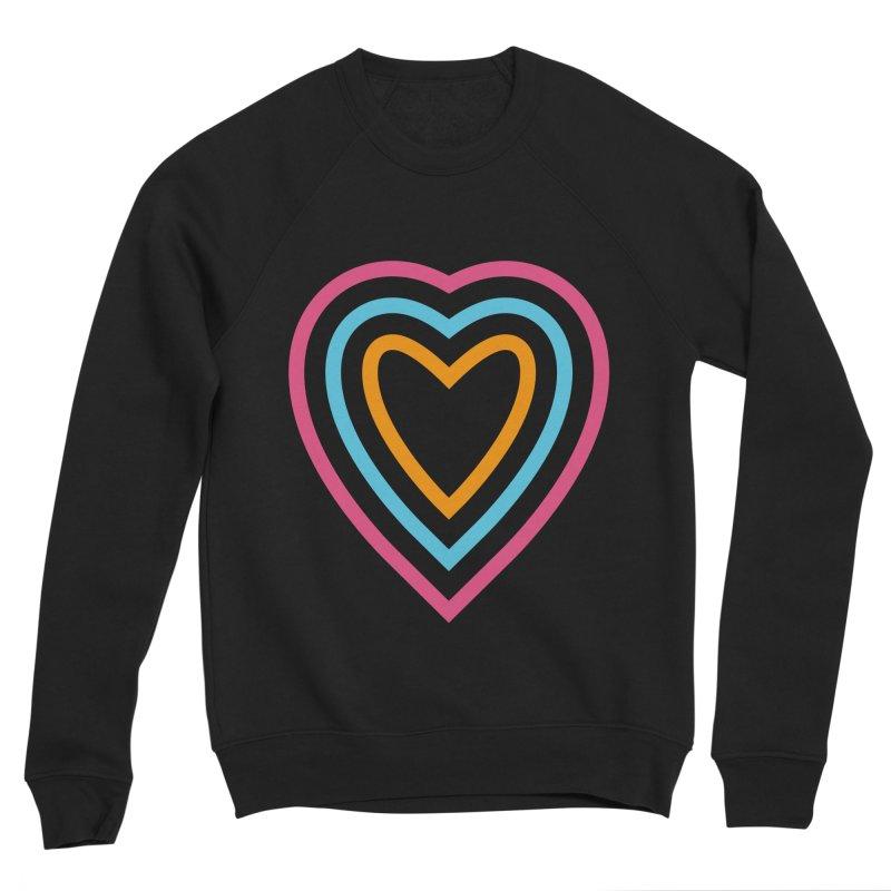 Color Love Women's Sponge Fleece Sweatshirt by elizabethreay's Artist Shop