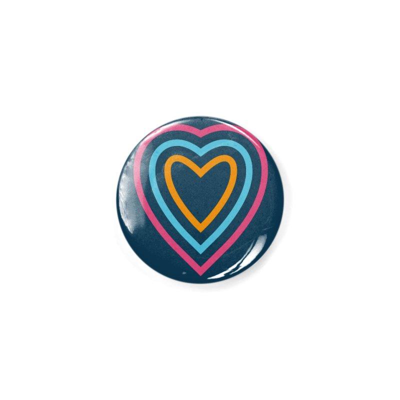 Color Love Accessories Button by elizabethreay's Artist Shop