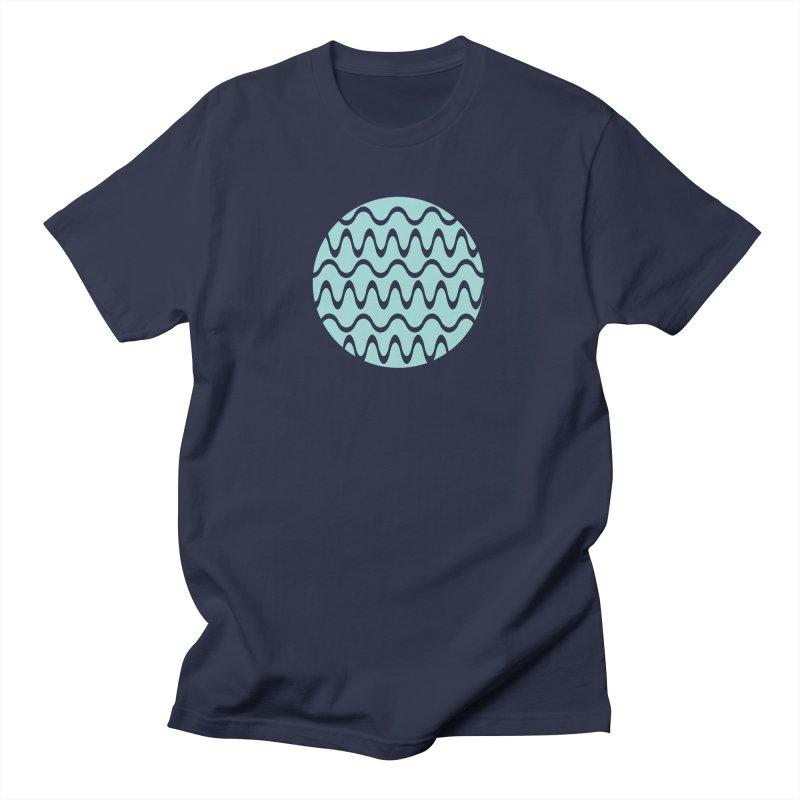 Planet Wave Men's T-Shirt by elizabethreay's Artist Shop