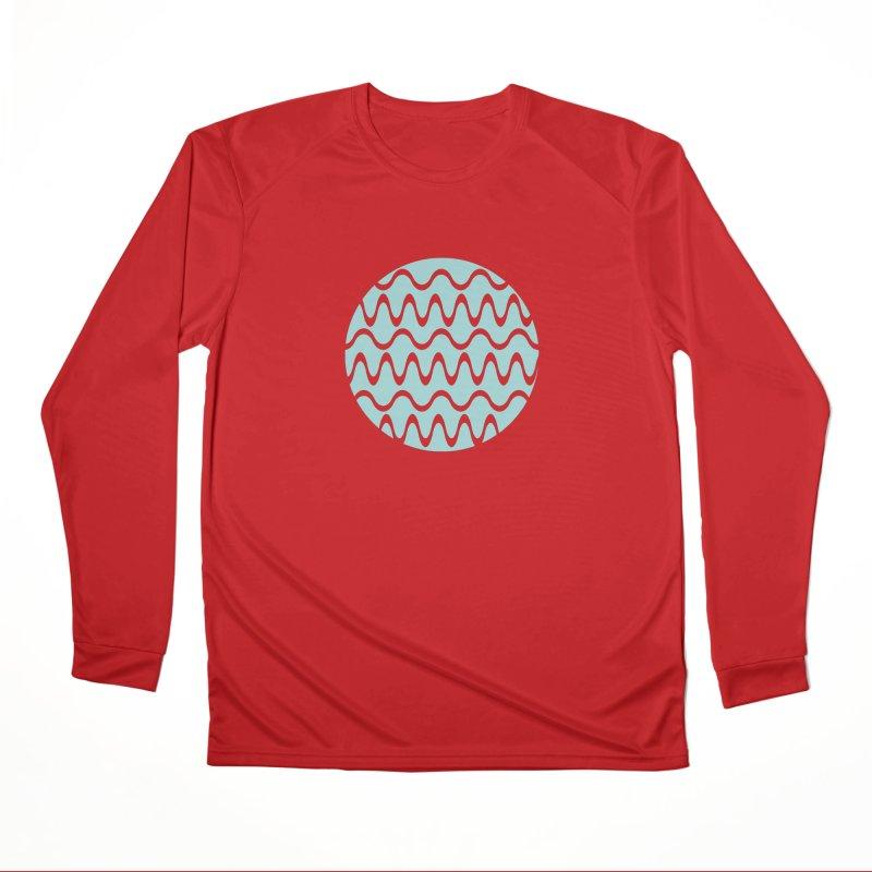 Planet Wave Women's Performance Unisex Longsleeve T-Shirt by elizabethreay's Artist Shop