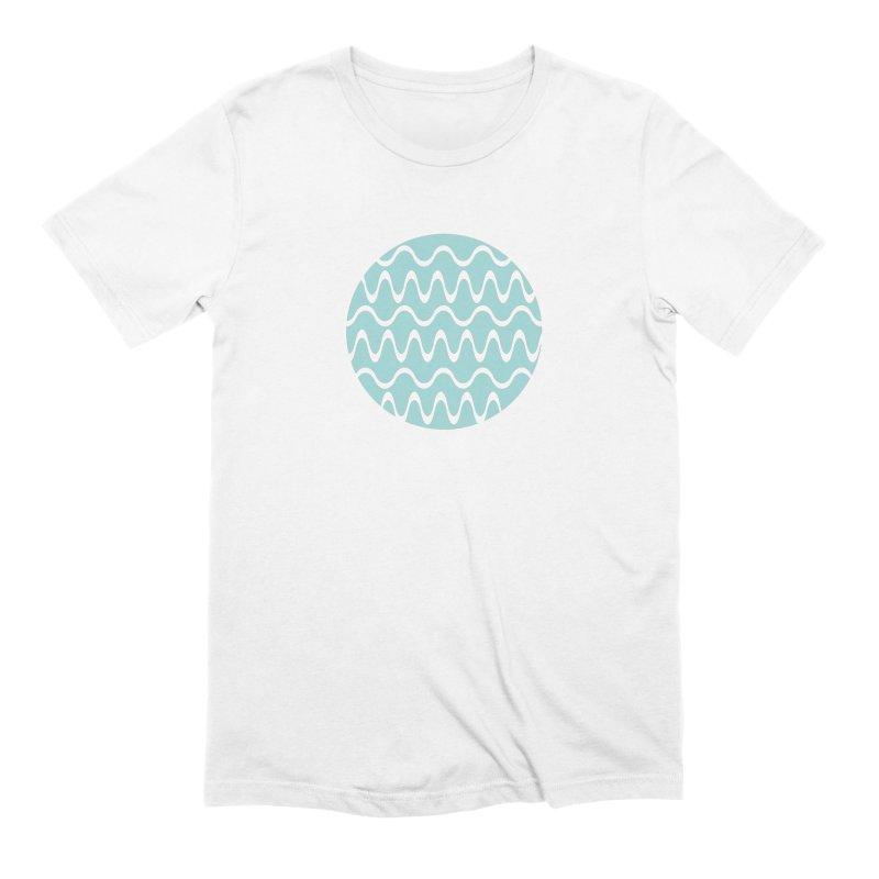 Planet Wave Men's Extra Soft T-Shirt by elizabethreay's Artist Shop