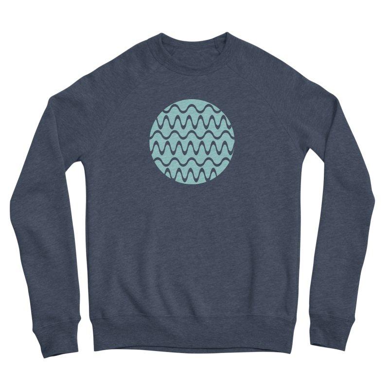 Planet Wave Women's Sponge Fleece Sweatshirt by elizabethreay's Artist Shop