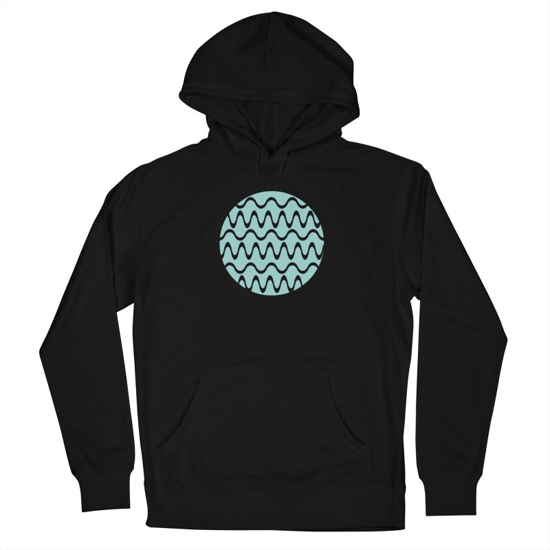 Planet Wave Women's French Terry Pullover Hoody by elizabethreay's Artist Shop