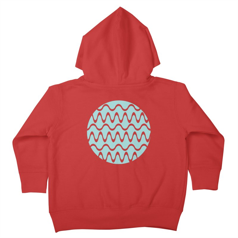 Planet Wave Kids Toddler Zip-Up Hoody by elizabethreay's Artist Shop