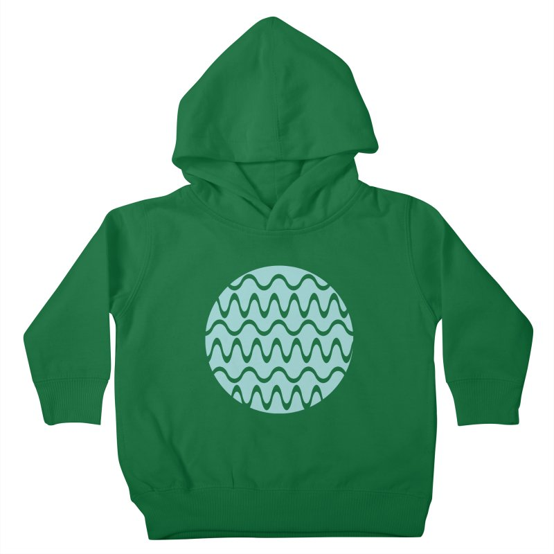 Planet Wave Kids Toddler Pullover Hoody by elizabethreay's Artist Shop