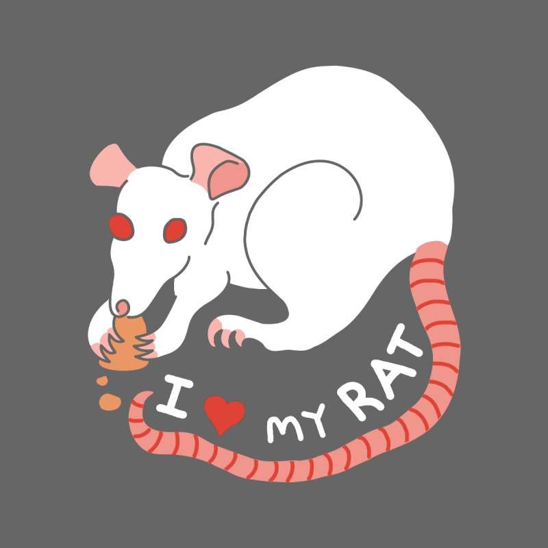 I Love My Rat by Eliza Stein
