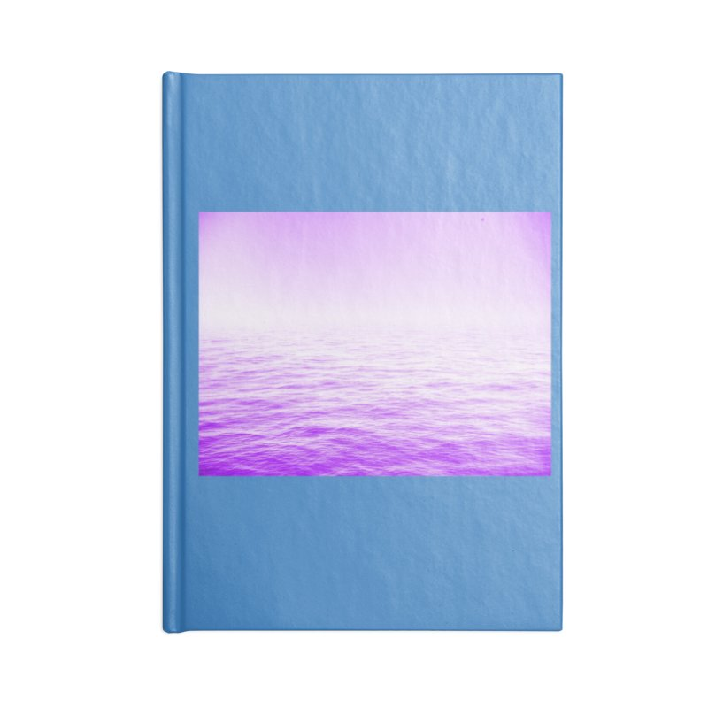 Dive In Accessories Lined Journal Notebook by Ella Arrow, Curator of Wonder