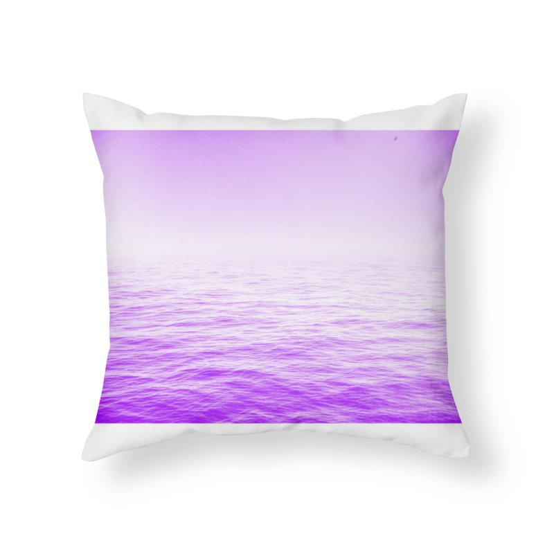 Dive In Home Throw Pillow by Ella Arrow, Curator of Wonder