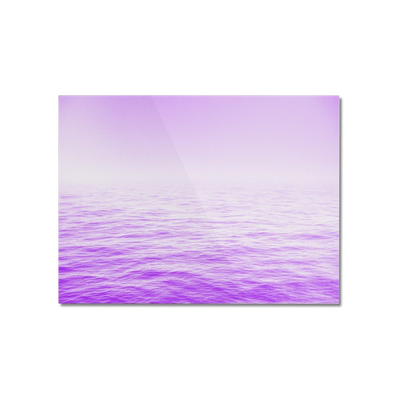 Dive In Home Mounted Acrylic Print by Ella Arrow, Curator of Wonder