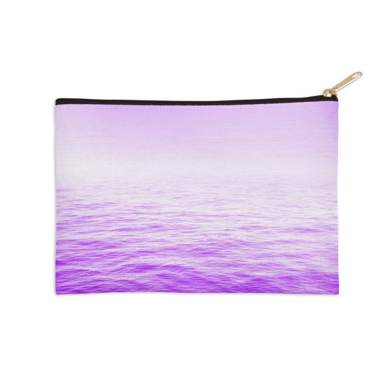 Dive In Accessories Zip Pouch by Ella Arrow, Curator of Wonder