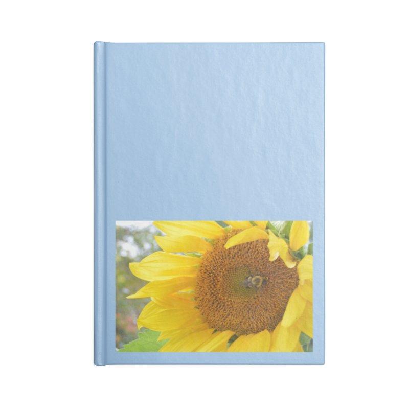 Tumblebee (natural) Accessories Notebook by Ella Arrow, Curator of Wonder