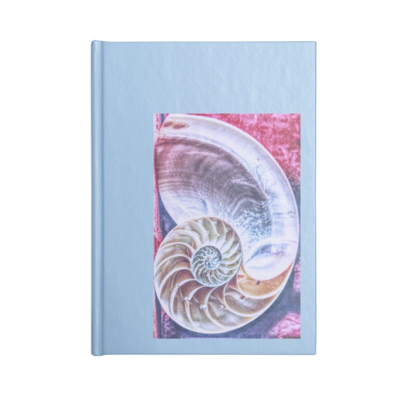 All For Naut Accessories Notebook by Ella Arrow, Curator of Wonder
