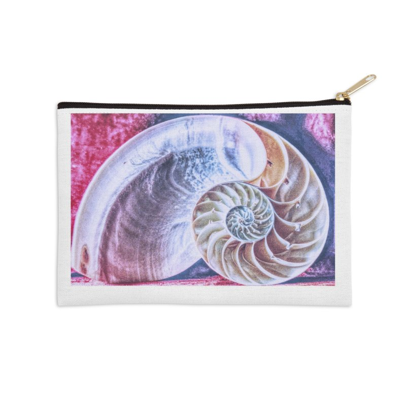 All For Naut Accessories Zip Pouch by Ella Arrow, Curator of Wonder
