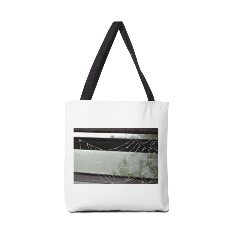 One Thing Clear Accessories Tote Bag Bag by Ella Arrow, Curator of Wonder