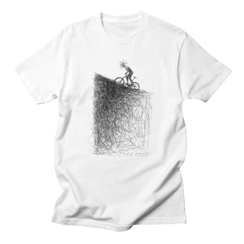 free ride Men's T-Shirt by ellagershon's Artist Shop