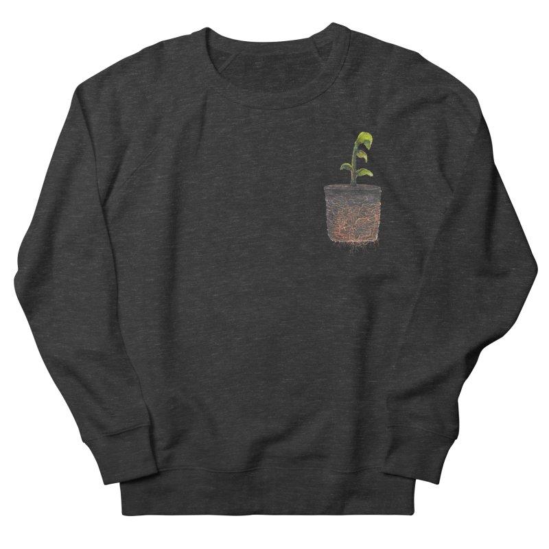 pocket plant Women's Sweatshirt by ellagershon's Artist Shop