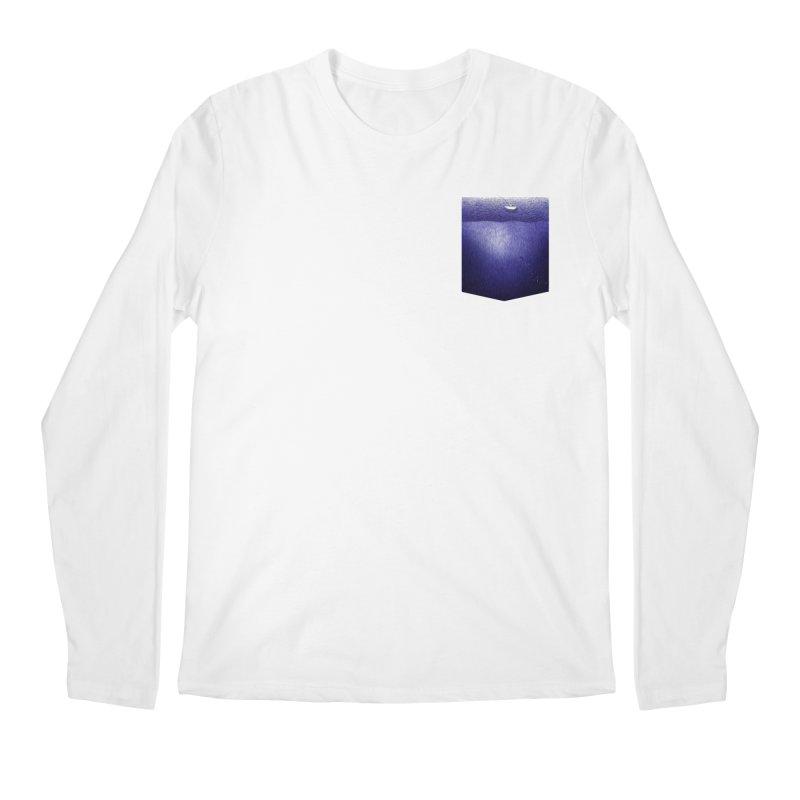 fishing in the pocket Men's Longsleeve T-Shirt by ellagershon's Artist Shop