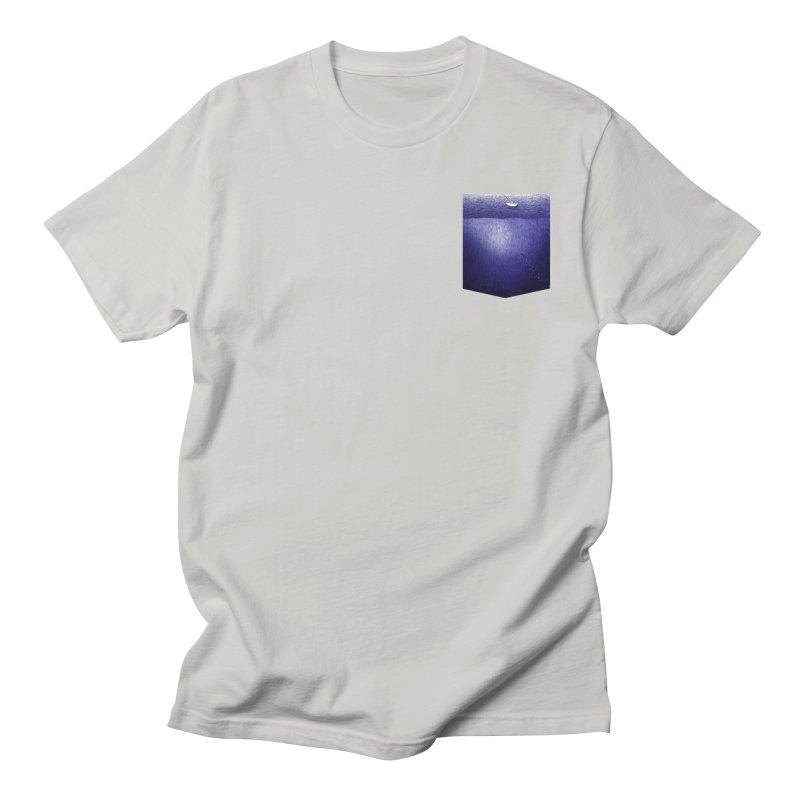 fishing in the pocket Men's Regular T-Shirt by ellagershon's Artist Shop