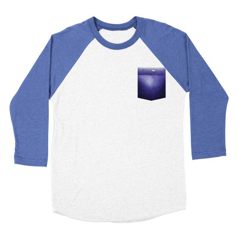 fishing in the pocket Men's Baseball Triblend T-Shirt by ellagershon's Artist Shop