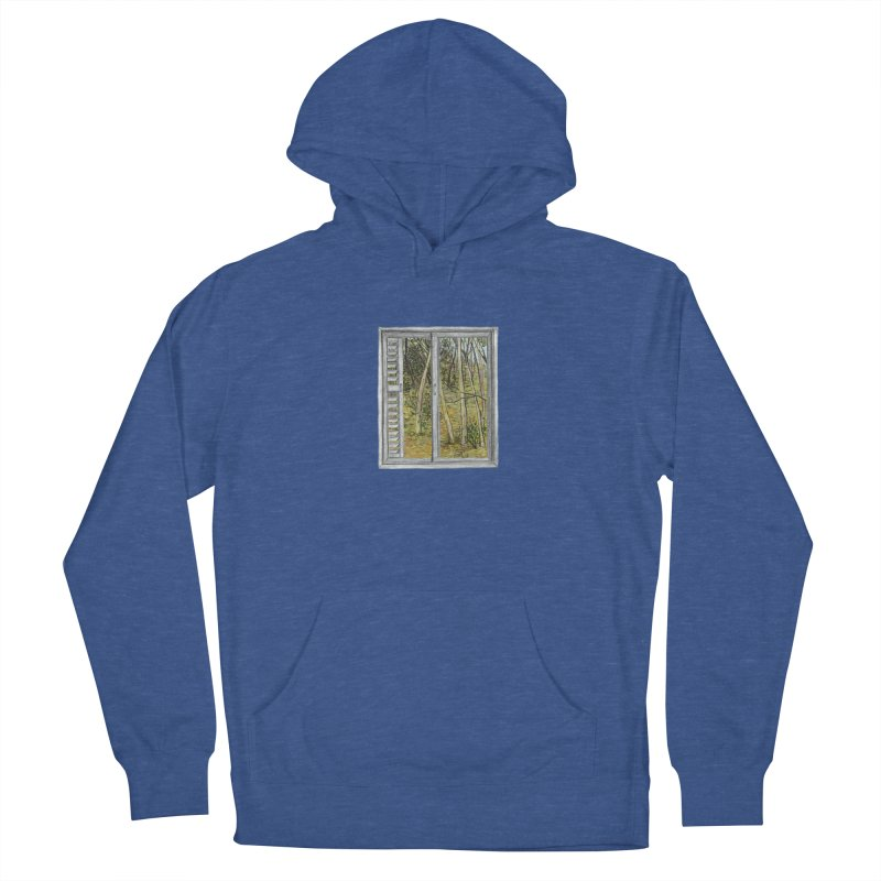 win view  Women's French Terry Pullover Hoody by ellagershon's Artist Shop