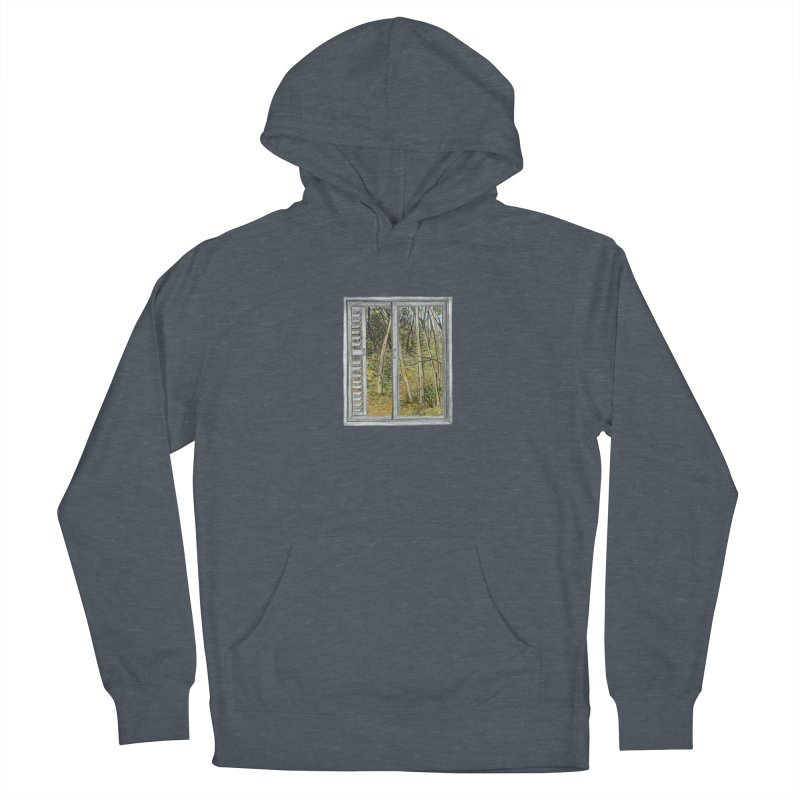 win view  Men's Pullover Hoody by ellagershon's Artist Shop