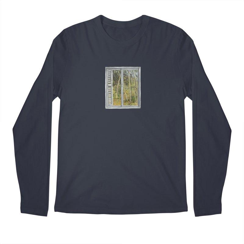 win view  Men's Longsleeve T-Shirt by ellagershon's Artist Shop