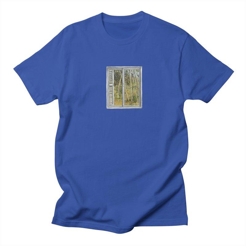 win view  Men's Regular T-Shirt by ellagershon's Artist Shop