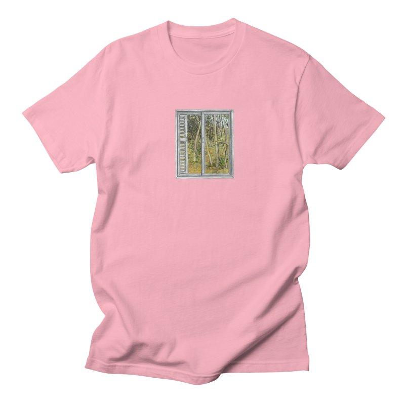 win view  Men's T-Shirt by ellagershon's Artist Shop