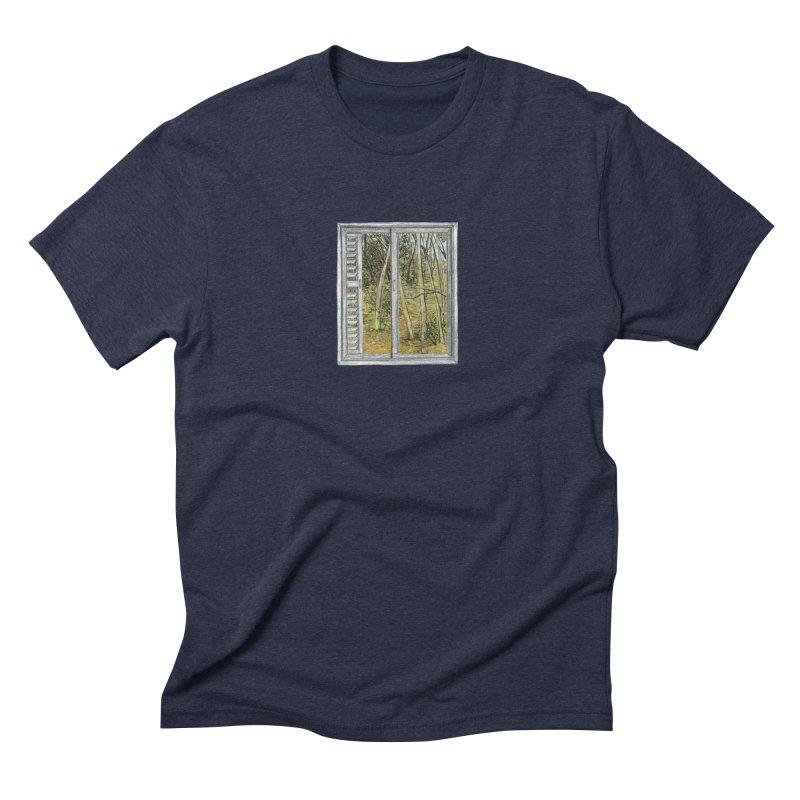 win view  Men's Triblend T-Shirt by ellagershon's Artist Shop