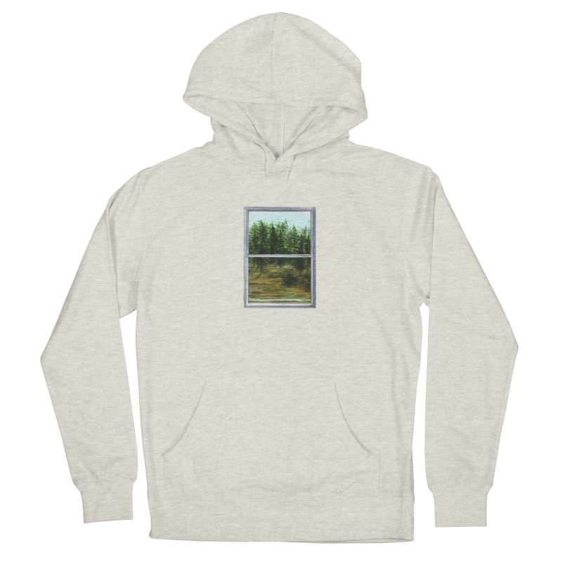win view - speed Women's Pullover Hoody by ellagershon's Artist Shop