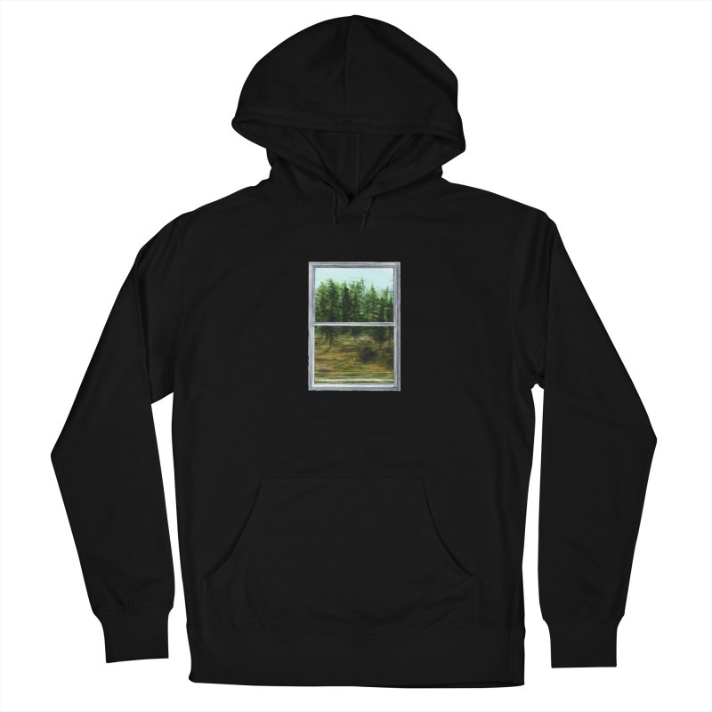 win view - speed Women's French Terry Pullover Hoody by ellagershon's Artist Shop