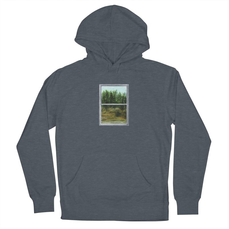 win view - speed Men's Pullover Hoody by ellagershon's Artist Shop