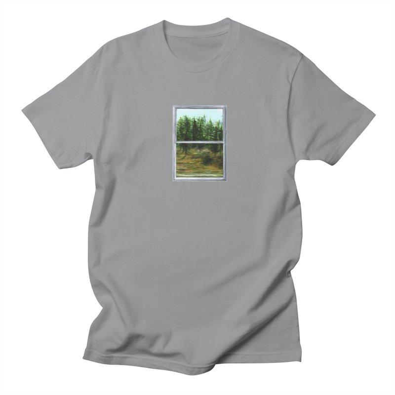 win view - speed Men's Regular T-Shirt by ellagershon's Artist Shop