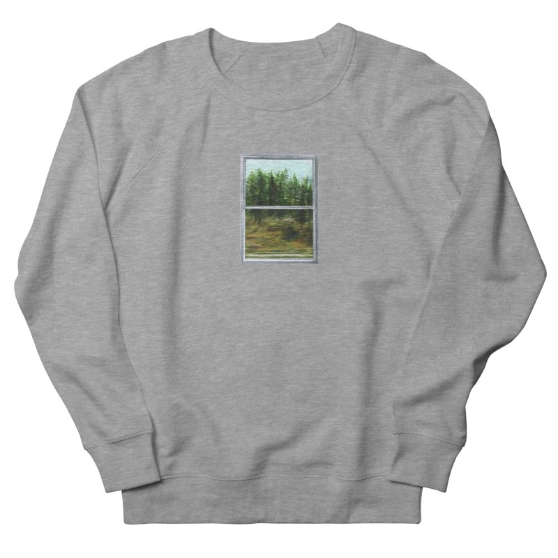 win view - speed Women's French Terry Sweatshirt by ellagershon's Artist Shop