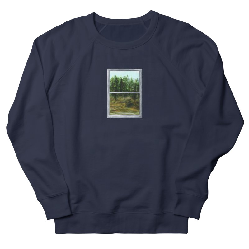 win view - speed Men's French Terry Sweatshirt by ellagershon's Artist Shop