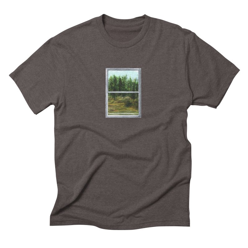 win view - speed Men's Triblend T-Shirt by ellagershon's Artist Shop