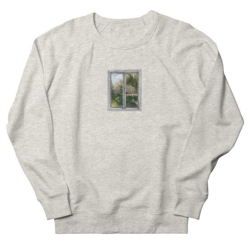 win view - spring Women's Sweatshirt by ellagershon's Artist Shop