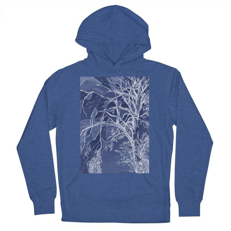 tree Fragments Women's Pullover Hoody by ellagershon's Artist Shop